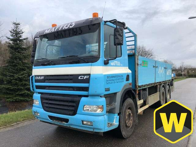 DAF CF85 380 6X4 Steel suspension - 2004 - image 3