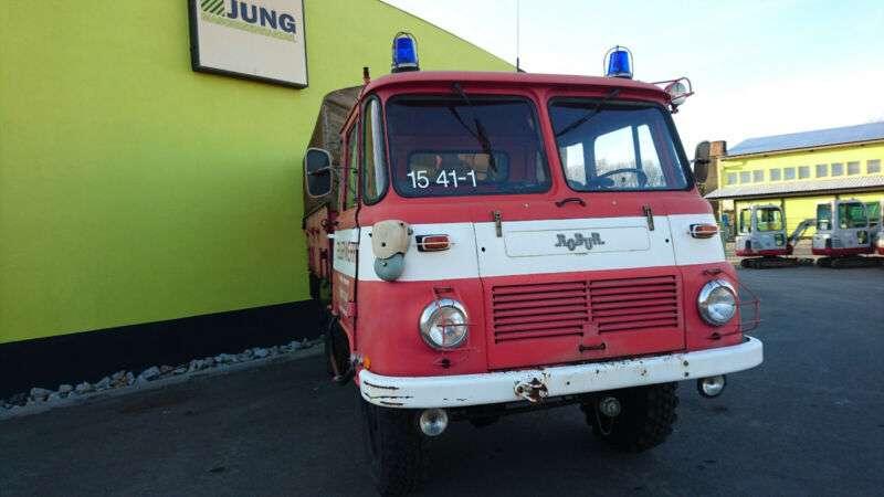 Robur Lo 2002 - 1979
