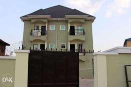 Sophisticated Two Bedroom Flats at Ogui, Enugu