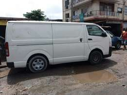 Toyota Hiace 2015 Manual ( Tokunbo )