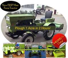 15hp Mini Farm Tractor!