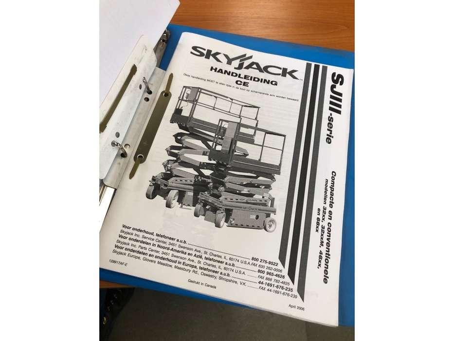 Skyjack SJ 3220 Hoogwerker - 2008