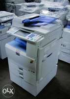 New arrival Ricoh photocopier printers with colour scanner printer and