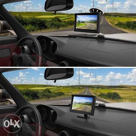 Camera with Screen