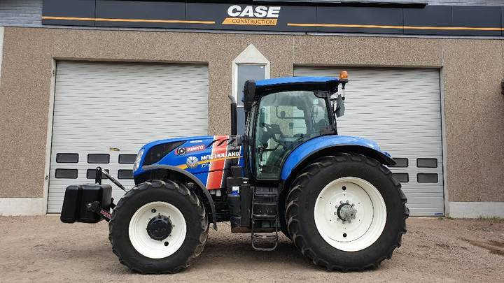 New Holland T7.270 Ac - 2017