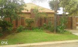 Mamelodi west A1 house available for rental 01April 2017