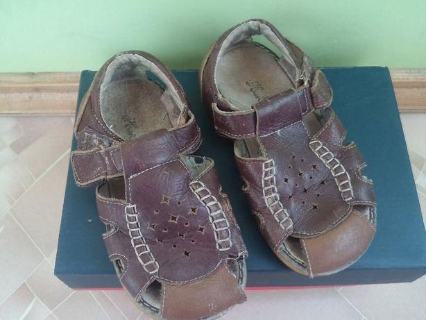 8a15dcf64 Продам детские кожаные босоножки для мальчика 29 размера Запорожье -  изображение 1