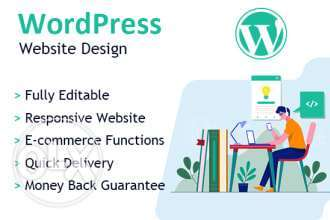 Business website - eCommerce website in cheap price
