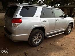 2011 model Toyota 4runner