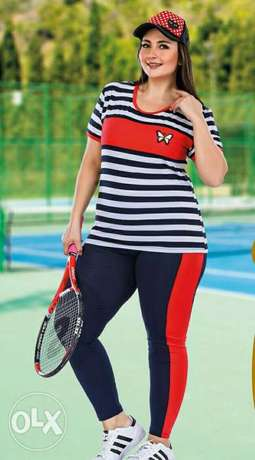 WEEKEND holiday and Gym wear for plus size from size 14 onwards Lanet - image 2