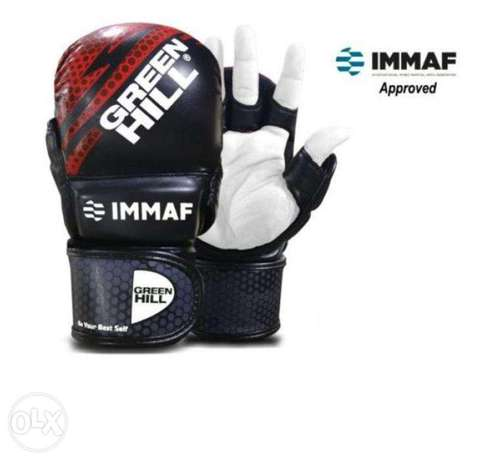 MMA GreenHill Gloves