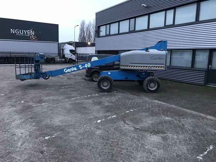 Genie Hoogwerker Telescoop  S40 telescopic boom lift