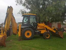 JCB 3cx Site master 2012 model