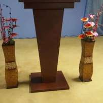 Wooden Podiums/ Pulpits for sale