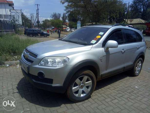 Chevrolet captiva Thindigwa - image 1