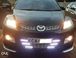 Mazda CX-7 Sport Limited Package, 4WD, with Leather and Sunroof