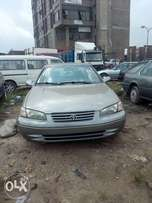 Toyota Camry tokunbo up for grabs