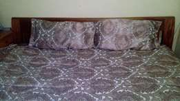 Duvet/bed covers for 5by6 bed