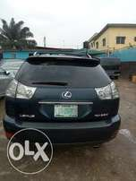 Exteremely Clean Lexus RX330 Full Optioned Up 4gRABS