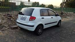 Hyundai Getz 1.3 2004 or what do you have