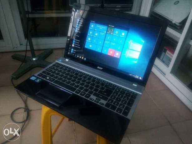 U. S Used Acer Aspire Notebook PC Intel Core i3 320gb-4gb 15 inch Lagos Mainland - image 1