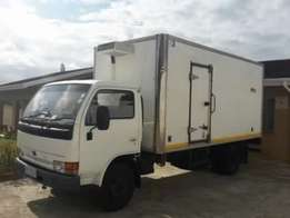 Refrigerated Truck For Hire / Seeking Company Deliveries