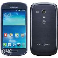 Used Samsung Galaxy S III Mini SM-G730A 8GB AT&T Branded Smartphone