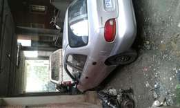 Hyundai accent 1.5 breaking for parts