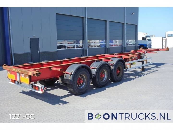 HFR 20-40ft HC Containerchassis * 4800 Kg* - 2004