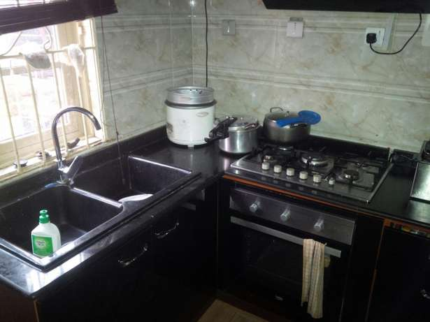 very nice serviced and furnished 2bedroom apartment Wuye - image 3