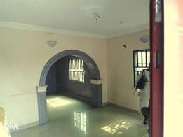 Standard three bedroom apartment for rent at command Ipaja Lagos