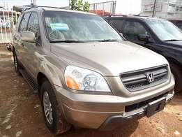 Foreign Used Honda Pilot (2005)