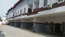 nicely build 4 bedroom terrace duplex on orchid road