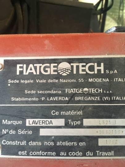 Laverda l521 integrale - 1992
