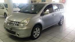Nissan Grand Livina 7 Seater For Sale