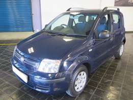 2011 Fiat Panda 1,2 Auto for only R84,990