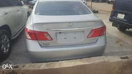 Foreign used 2009 ES 350 full option