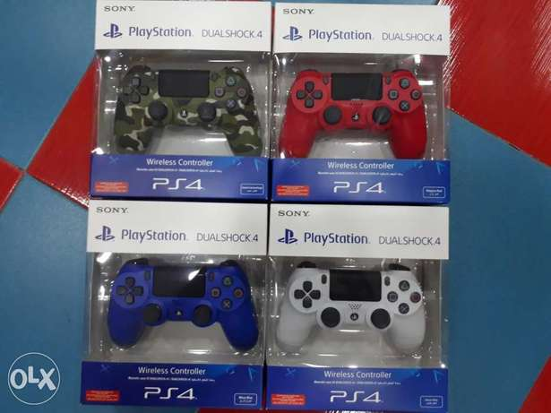 ps4 controller new model