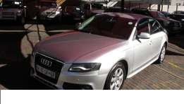 Audi a4 1.8t attraction multi (b8)