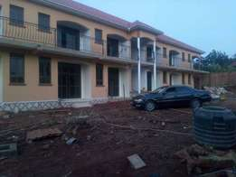 A brand new 2bedroomed house for rent in ntinda at 600k