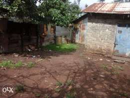 100 by 100 Plot with tenants for sale in Githurai 45