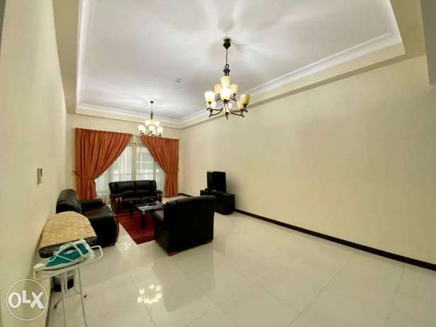 Spacious 3bhk apartment for rent/balcony/housekeeping/Electricity/wifi