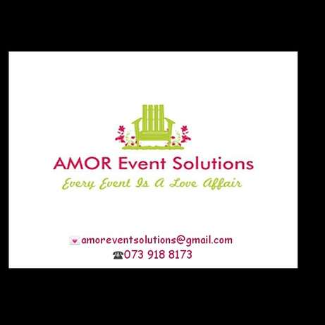 Events decor and equipment hire Centurion - image 4
