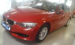 2013 bmw 320d f30 for sale