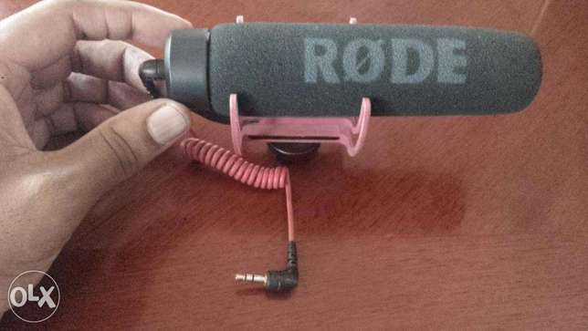 Rode Mic for Canon or Nikon camera Nairobi CBD - image 5