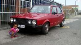 Golf 1.6 carb for sale