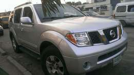 Very sharp nissan pathfinder 2006 buy n drive tincan cleared