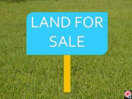 A plot of land at off Commercial road, Makoko, Yaba Lagos