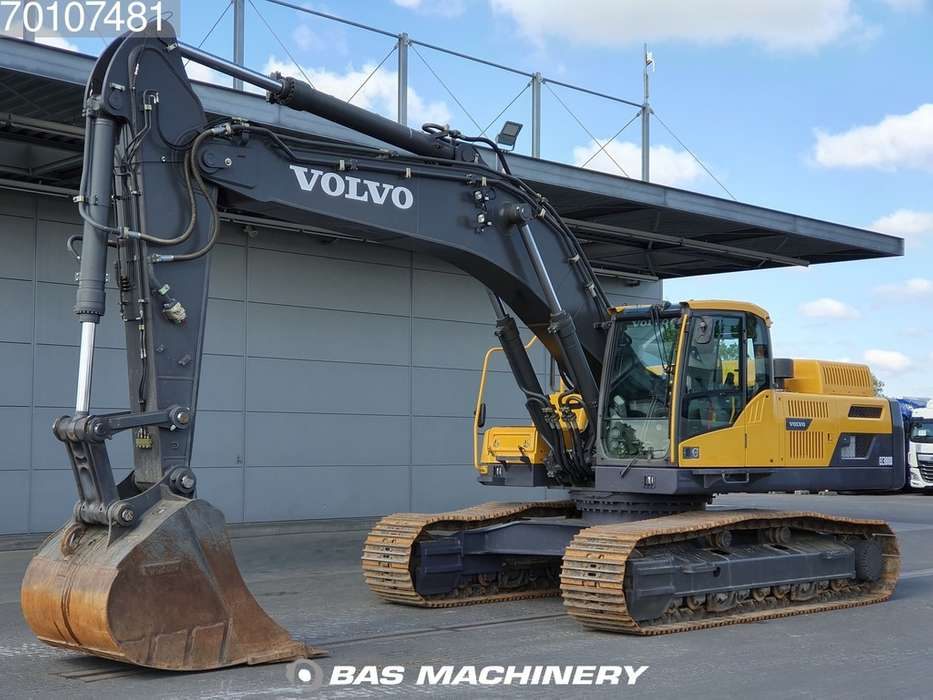 Volvo EC380DL LOW HOURS - READY FOR WORK - 2016
