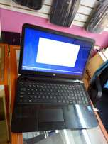 Hp 15 notebook PC celeduo 2.1ghz 4gb ram 500gb hdd at ksh20000